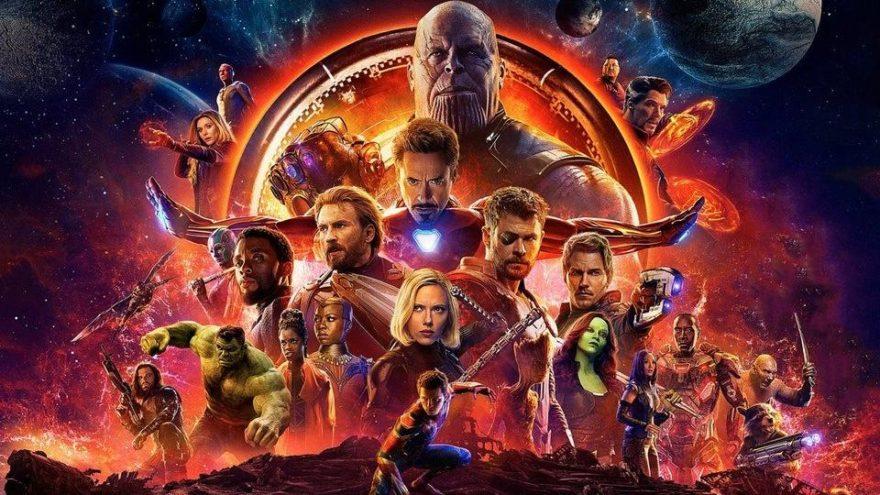 Avengers: Infinity War'ın yeni fragmanı yayınlandı