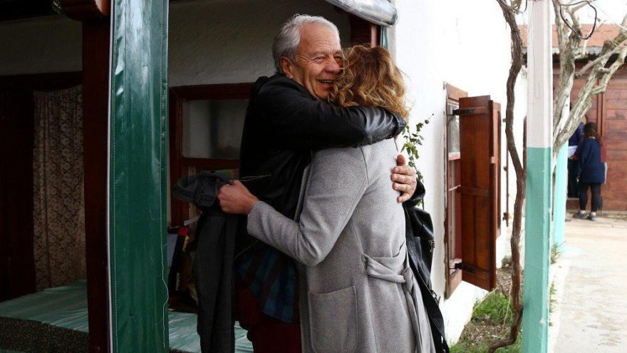Ayça Varlıer'in babasından duygulandıran sürpriz