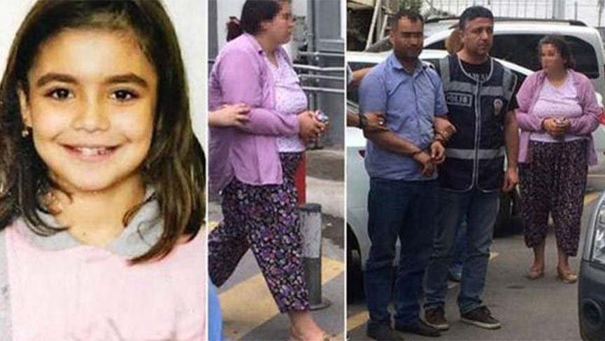 Ceylin'in öldürülmesiyle ilgili üç kişinin yargılanmasına devam edildi