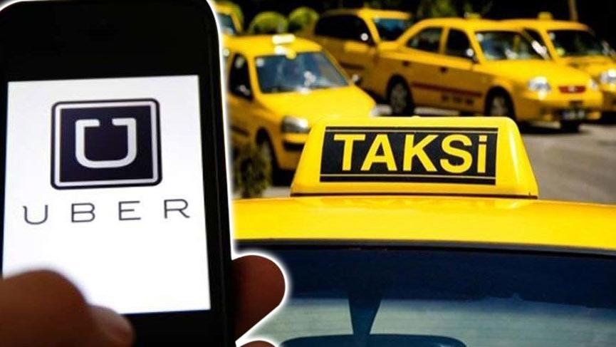 'Tehdit' açıklamaları taksicileri birbirine düşürdü