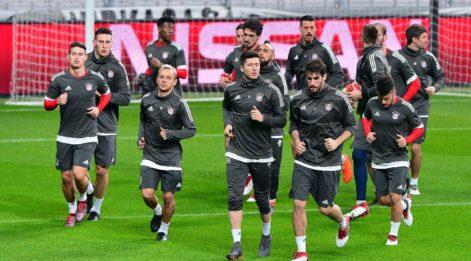 CANLI İZLE: Beşiktaş Bayern Münih maçı izle!