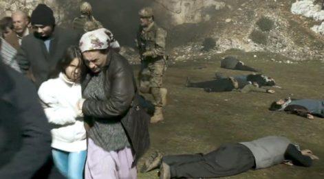 Vizyondaki filmler: Bordo Bereliler bu kez Afrin'de