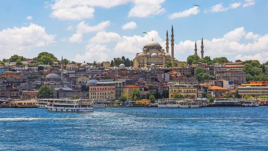İstanbul'un keyif rotası