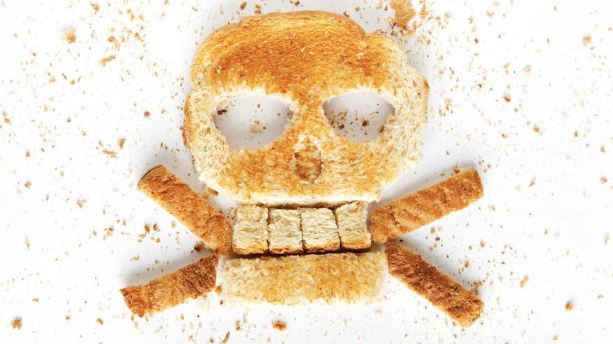 Ekmekteki büyük tehlike!