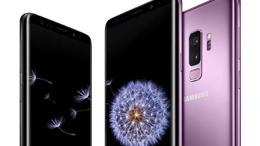 Samsung Galaxy S9 Plus'a ödül