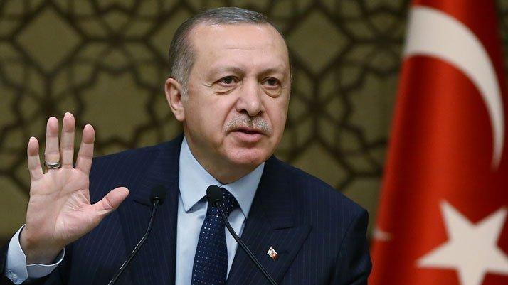 Erdoğan'dan Macron'a PYD tepkisi!