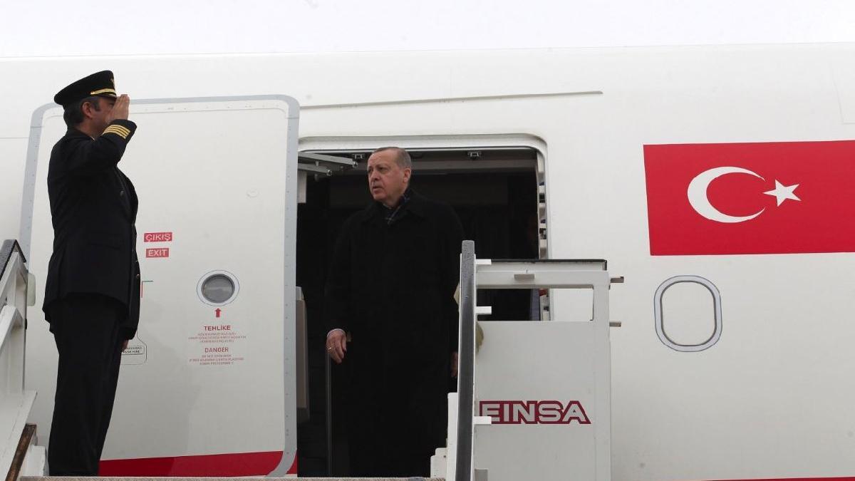 Erdoğan kritik görüşme için Varna'da