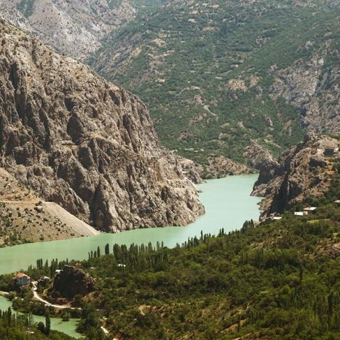 Erzincan'ın tarihi ve doğal güzellikleri