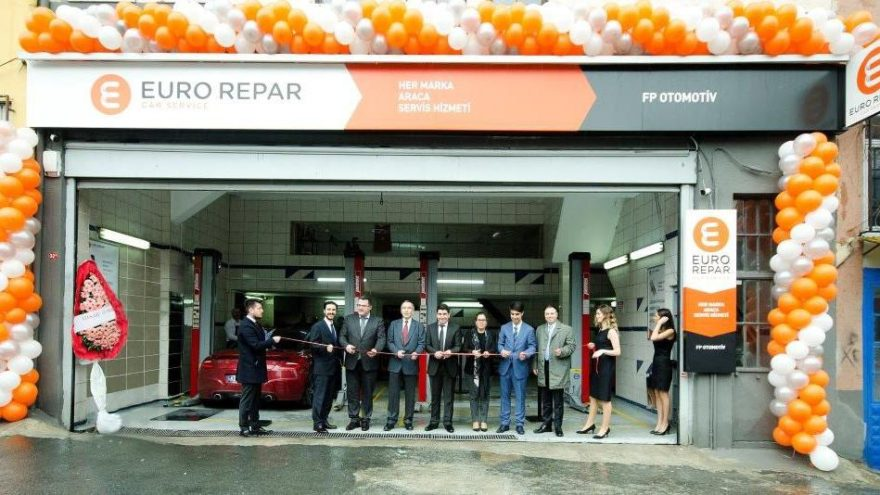 Euro Repar Car Service Turkiye De 2 Subesini Acti Sozcu Gazetesi