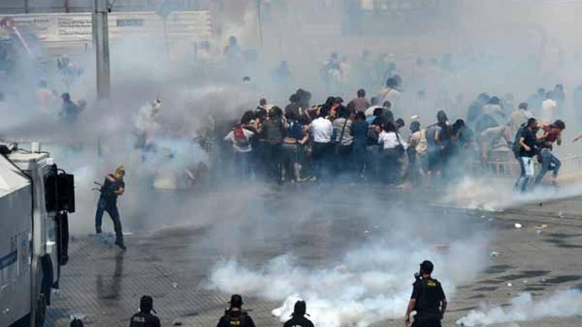 Gezi Parkı'nda çadırların yakılması emrini veren polis müdürüne 10 ay hapis cezası