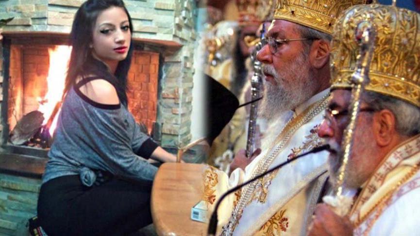 Papaz'ın taciz ettiği kız öldü, Güney Kıbrıs karıştı