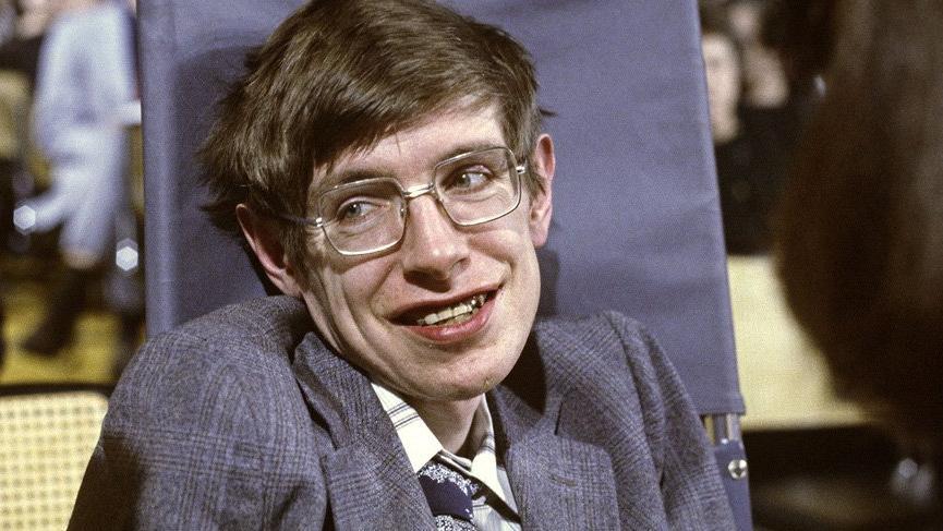 """Stephen Hawking: """"Kusurluluk olmasaydı, ben ve siz var olamazdınız"""""""
