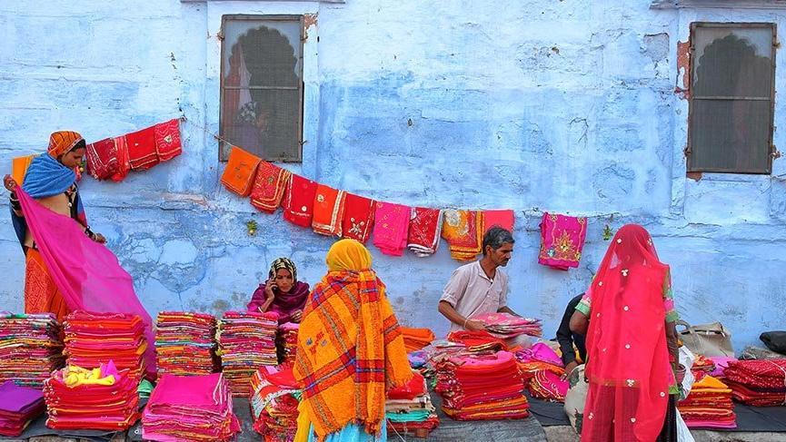 Dünyanın en renkli şehirleri