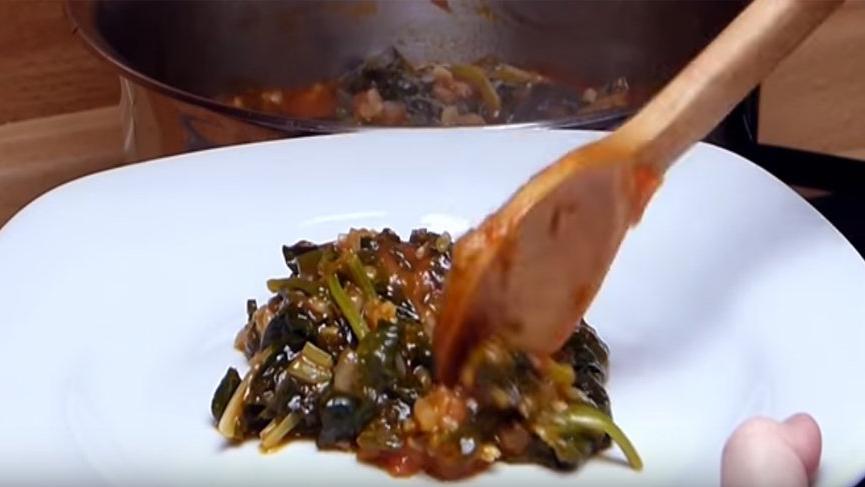 Ispanak yemeği nasıl yapılır? Pirinçli, pirinçsiz ıspanak yemeği tarifi…