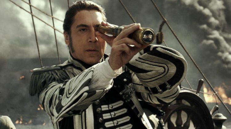 Javier Bardem, o denizciyi oynayacak