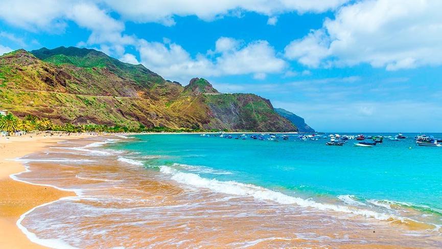Üzerinden güneşin eksik olmadığı cennet Kanarya Adaları