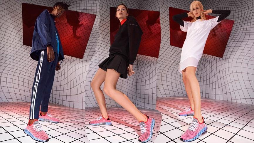 adidas Originals, yeni tasarımı Deerupt'ı tanıttı