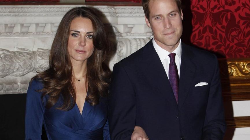 Kate Middleton'ın nişan kıyafeti 8 yıl sonra da yok satıyor!