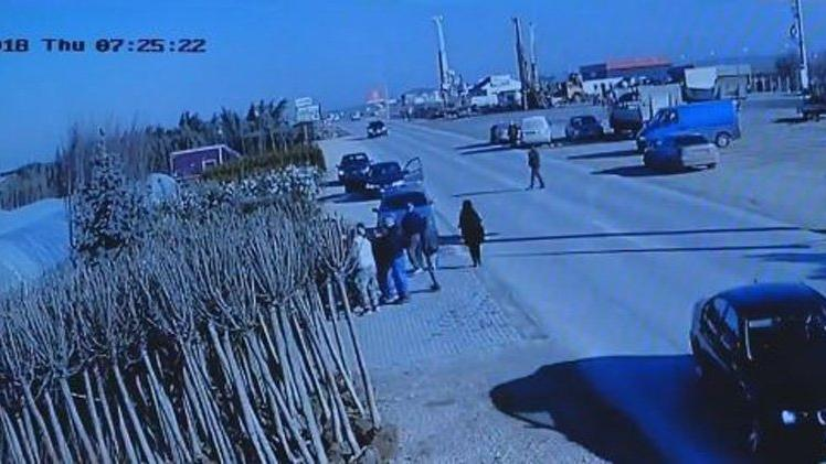 Kosova operasyonu ile ilgili görsel sonucu