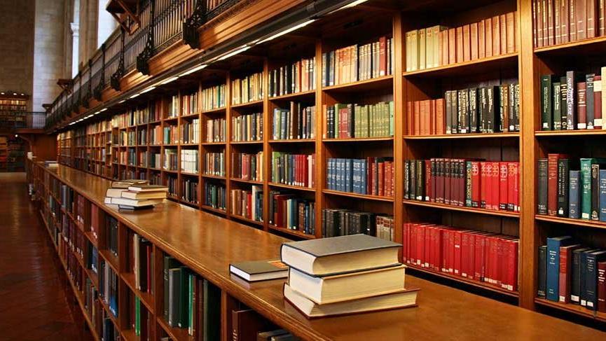 Kütüphaneler Haftası'nda acı tablo! 70 bin kişiye bir halk kütüphanesi...