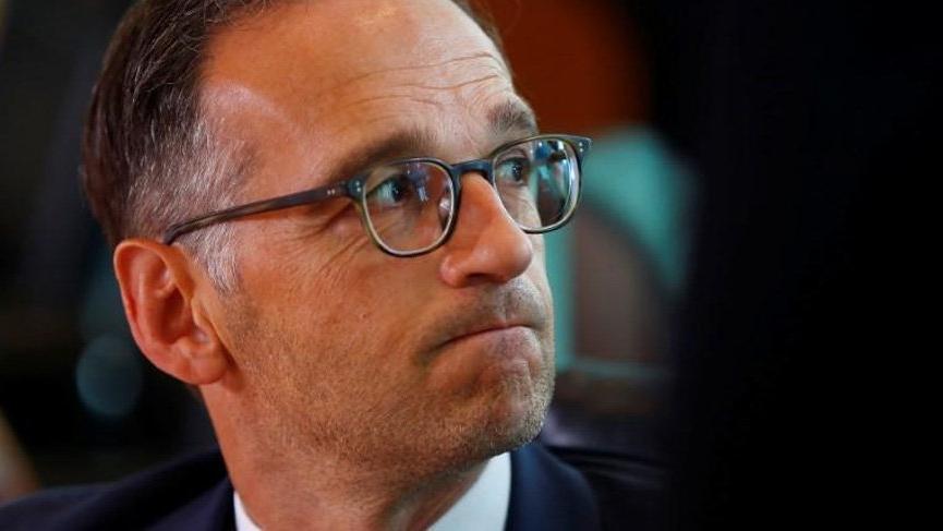 Almanya Dışişleri Bakanı göreve gelir gelmez saçmaladı