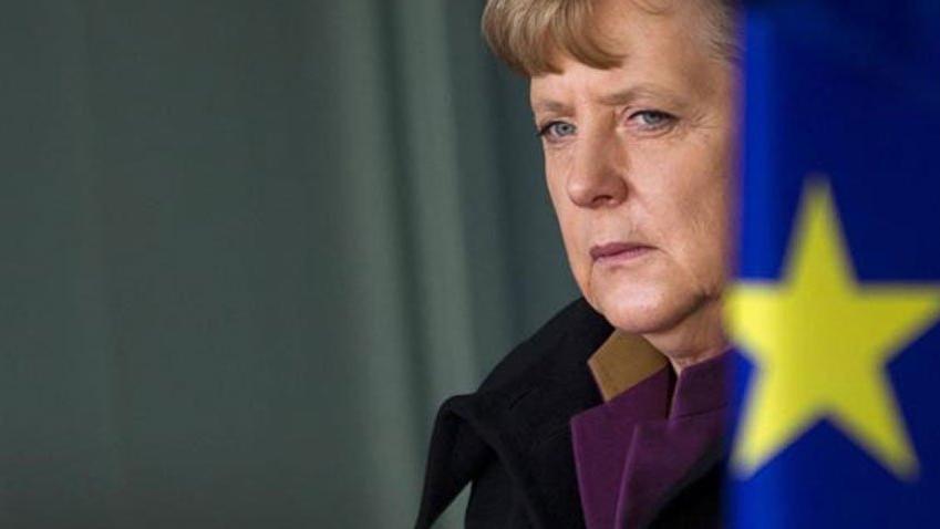 Son dakika haberi... Merkel'den küstah Afrin açıklaması!