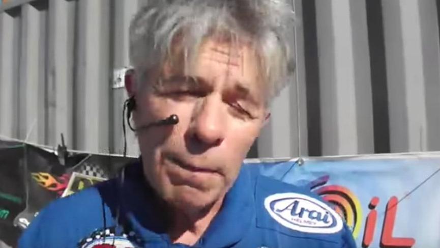 Bilime inanmıyorum dedi, ev yapımı roketle kendini uzaya fırlattı