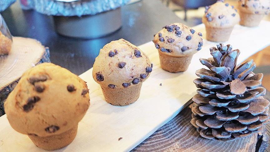 Muffin nasıl yapılır? İşte çay sofralarının vazgeçilmezi leziz muffin tarifi...