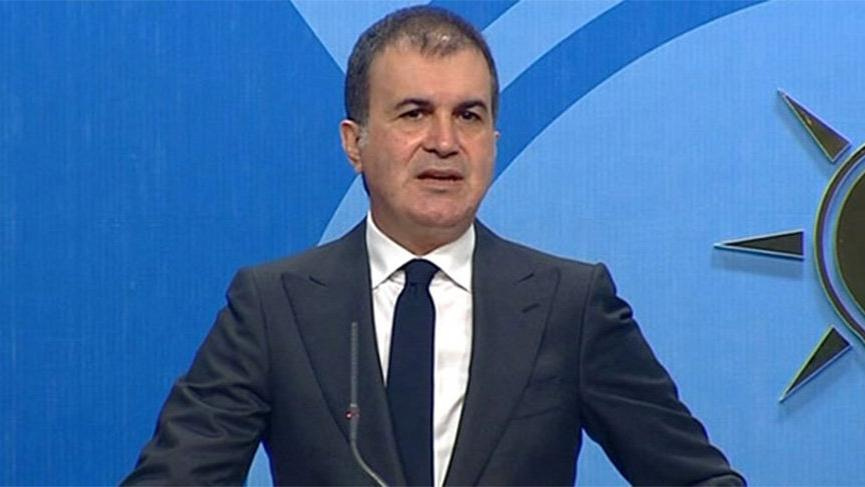 Bakan Çelik: AB Konseyi'nce kabul edilen sonuç bildirgesindeki Türkiye hakkında ifadeler kabul edilemez