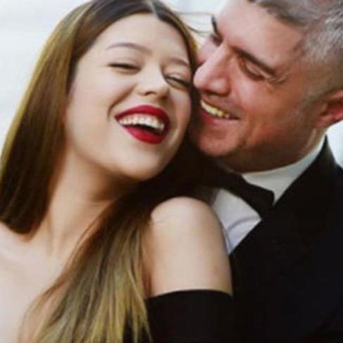 Özcan Deniz ve Feyza Aktan evlendi… Aslı Enver detayı dikkat çekti