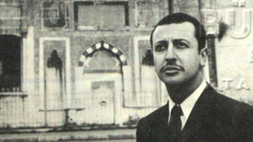 Metin Akpınar'ın yıllar önce çekilen fotoğrafı ortaya çıktı