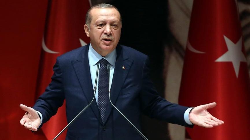 Erdoğan partisinin Pendik İlçe kongresinde konuştu