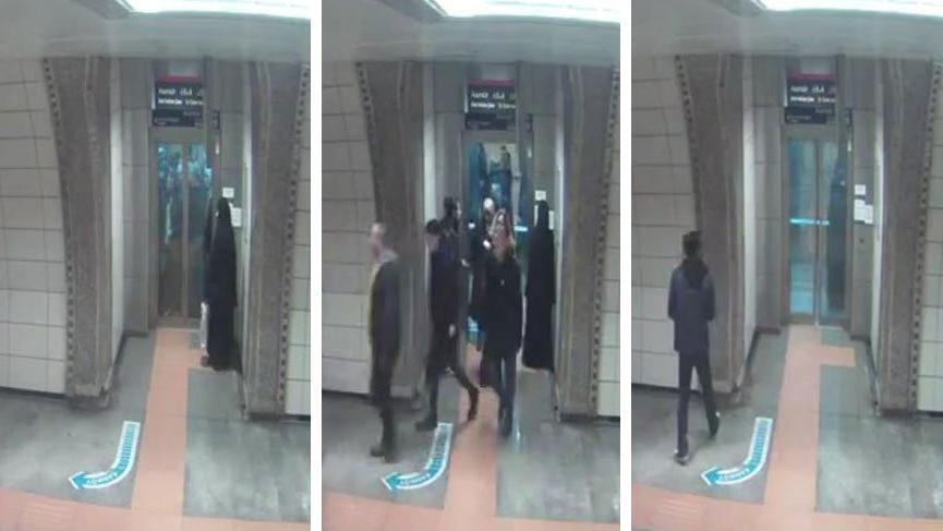 Kadıköy metroda kadına saldırı iddiası; şüpheli yakalandı