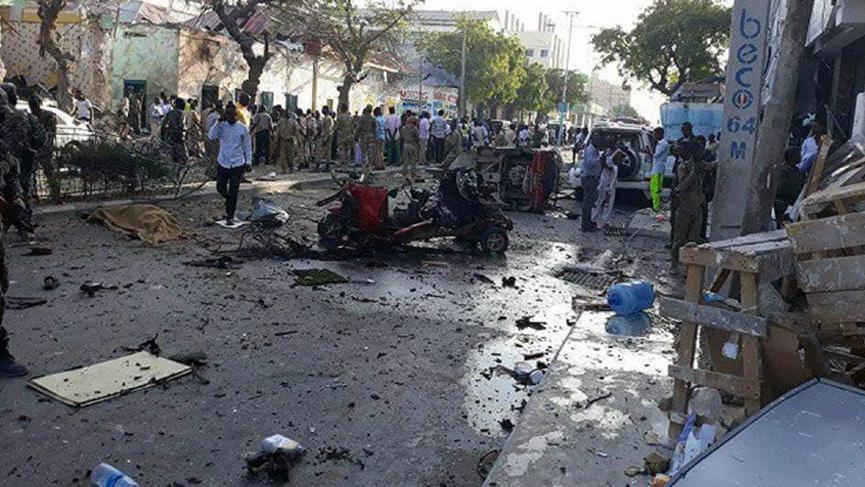 O ülkede kanlı saldırı: 14 ölü, 20 yaralı