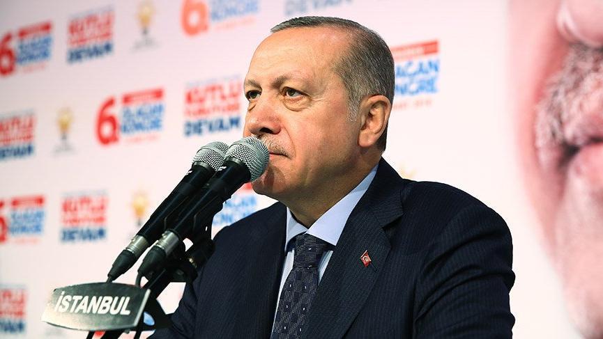 Erdoğan Bağcılar'da konuştu: Çıkarlarımızın uyuştuğu herkesle müttefik olabiliriz