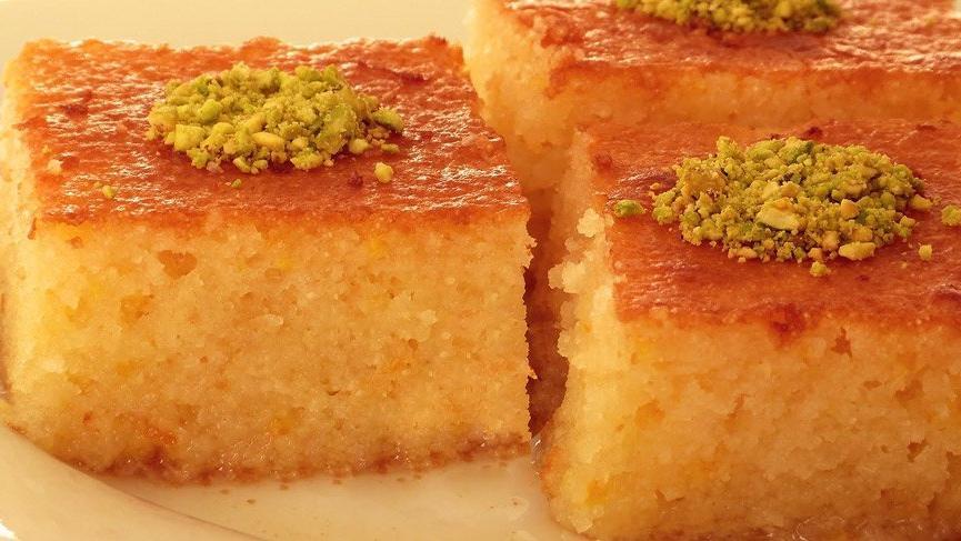 Revani tatlısı nasıl yapılır? İşte pratik sütlü revani tatlısı tarifi ve kalorisi