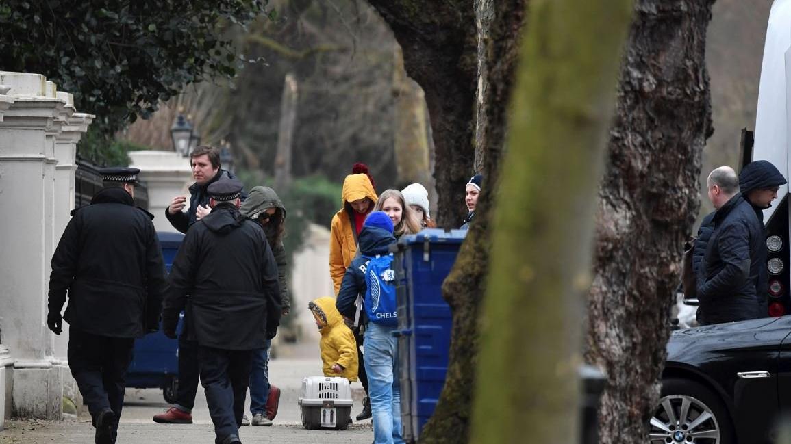 Londra'da sıcak gelişme... Rus diplomatlar gidiyor