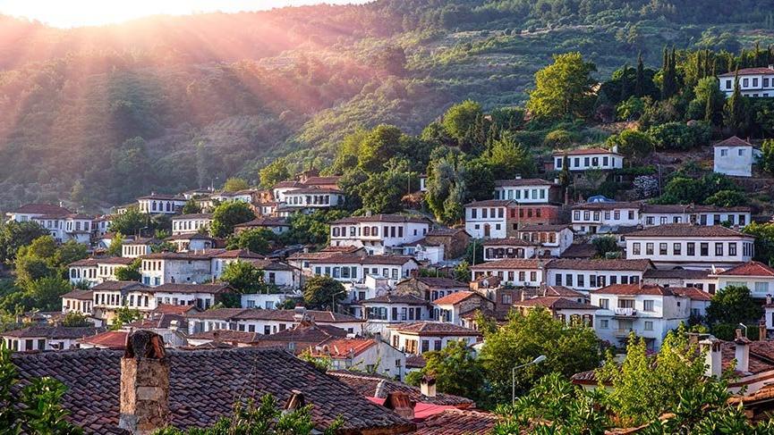 İzmir'in en güzel köyü: Şirince