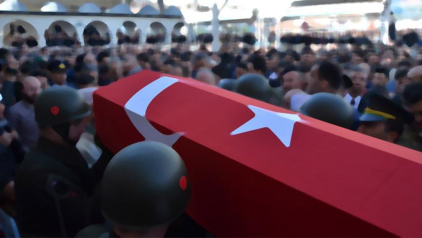 Son Dakika… Afrin ve Diyarbakır'da 3 şehit