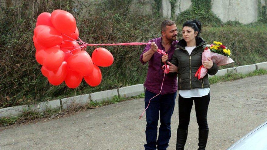 Çiçekler, balonlar fayda etmedi, barışma teklifi reddedildi