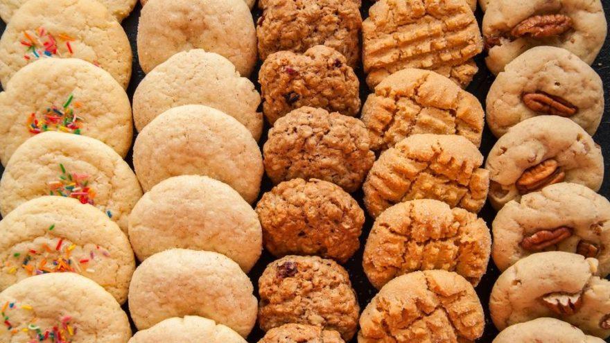 Kurabiye tarifleri! İşte çeşit çeşit pratik kurabiye tarifleri…