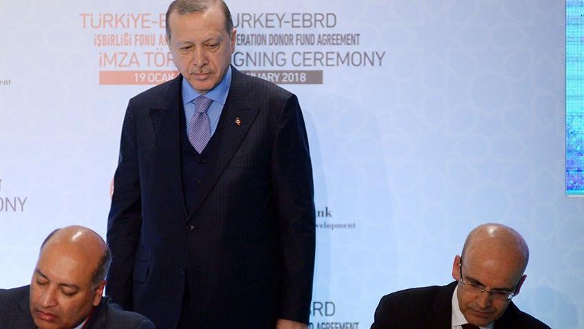 Erdoğan Mehmet Şimşek'i mi eleştirdi?