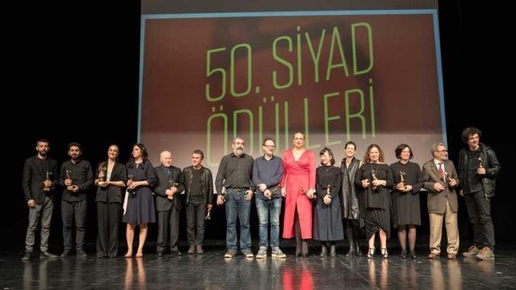 50. SİYAD Ödülleri sahiplerini buldu