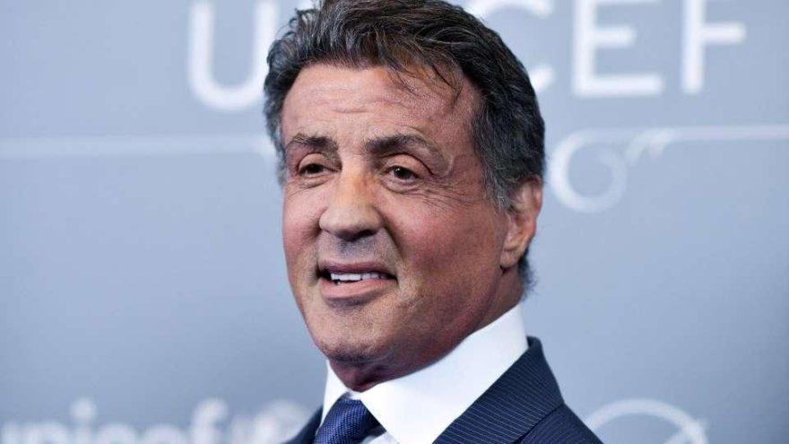 Yaş 70, Stallone'da iş bitmemiş