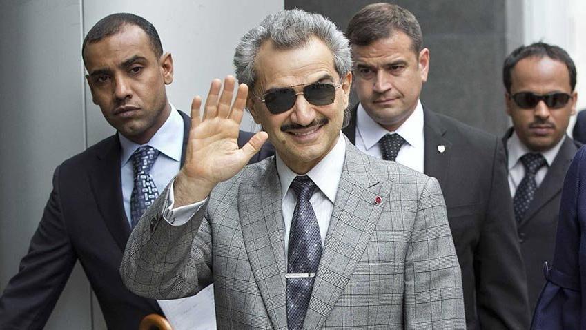 Prens Talal Şam'daki otelini sattı