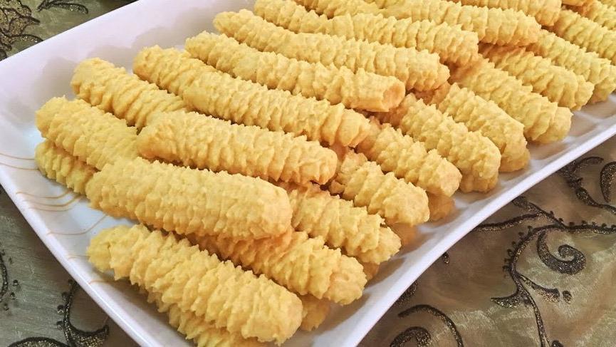 Tırtıl kurabiye nasıl yapılır? İşte lezzetine doyamayacağınız margarinsiz tırtıl kurabiye tarifi