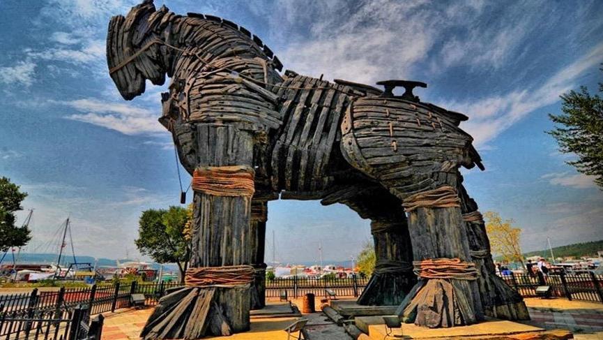 Çanakkale'nin gezilecek yerleri: Tarihi ve turistik görülmesi gereken noktaları…