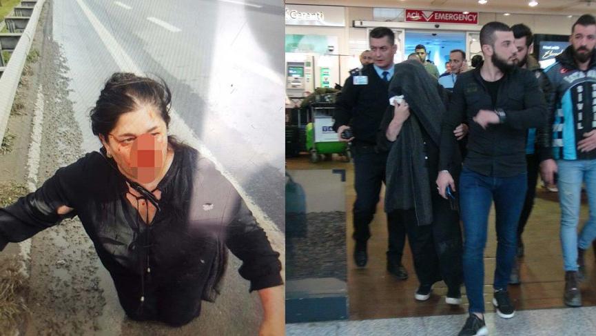 UBER sürücüsü kadın yolcuyu dövdü iddiası! UBER'den ilk açıklama