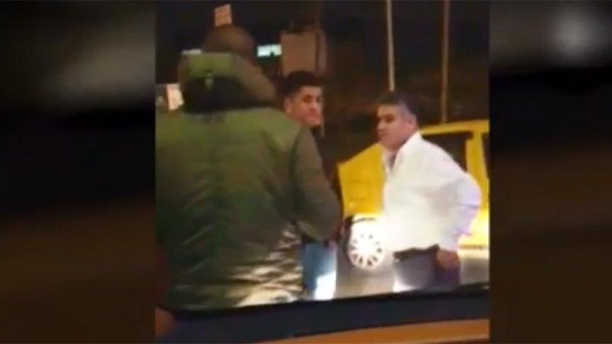 Taksici - Uber kavgasında ölüm tehdidi!
