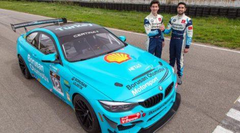 Borusan Otomotiv Motorsport 2018 yarış sezonunu açtı!